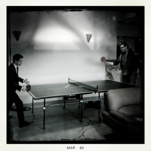 ping pong tweet - the-good-wife Photo