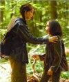 r and k - katniss-and-rue photo