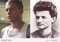 wentworth miller_twin