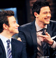 "♥Chrory on ""Inside the Actor's Studio♥ - cory-monteith-and-chris-colfer photo"