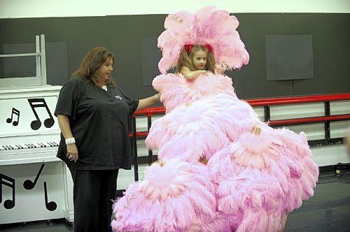 """Showgirls"" dance"