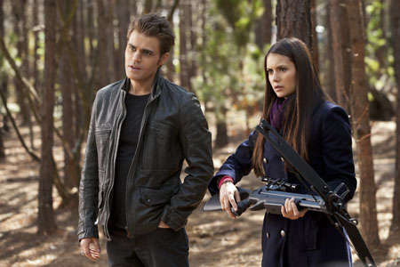 """The Vampire Diaries """"The Murder of One"""" Season 3 Episode 18"""