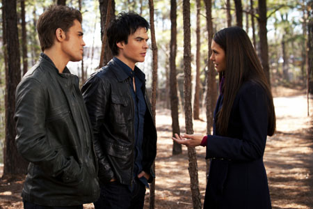 "The Vampire Diaries ""The Murder of One"" Season 3 Episode 18"