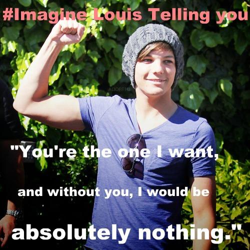 1D♥ (imagine...)