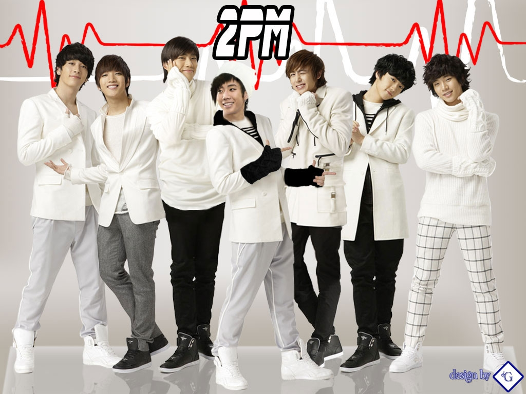 2PM  2pm Wallpaper 30186253  Fanpop