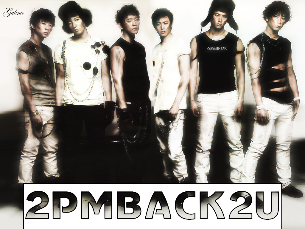 2PM  2pm Wallpaper 30186266  Fanpop