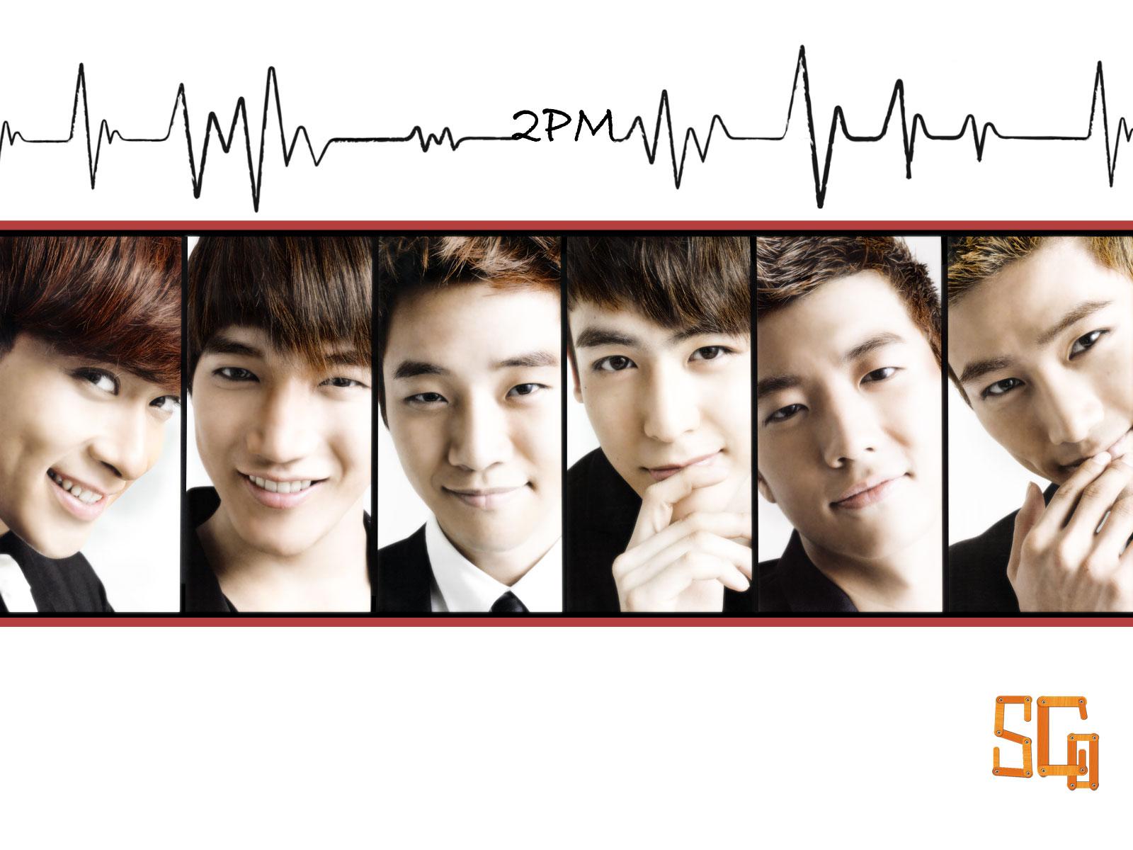 2PM  2pm Wallpaper 30186277  Fanpop