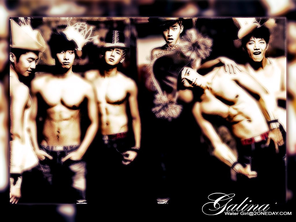 2PM  2pm Wallpaper 30186283  Fanpop