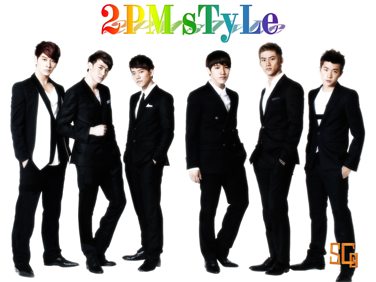 2PM  2pm Wallpaper 30186441  Fanpop