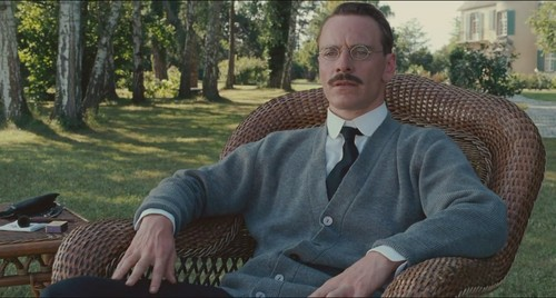 A Dangerous Method - michael-fassbender Screencap