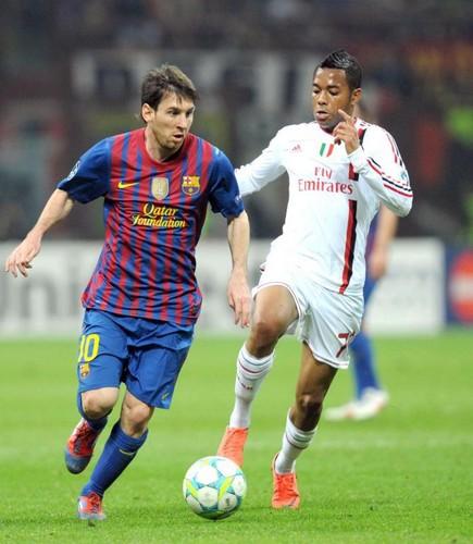 Champions League Roma Vs Barcelona: AC Milan Images AC Milan VS FC Barcelona 0-0, UEFA