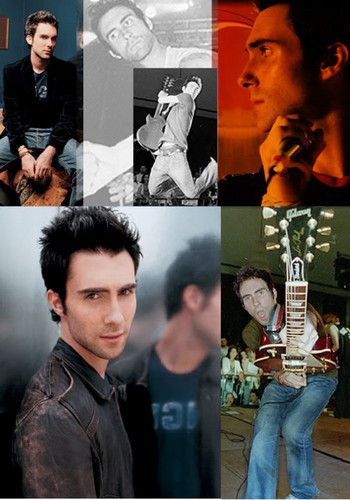 Adam Levine wallpaper probably containing a street and a business suit called Adam