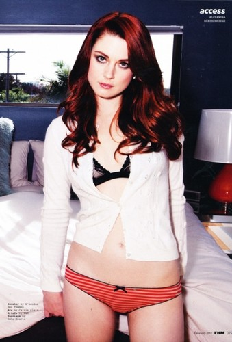 Alex Breckenridge - alexandra-breckenridge Photo