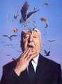 Alfred Hitchcock - alfred-hitchcock fan art