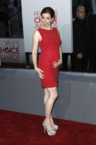 Alyson Hannigan 2012 <3
