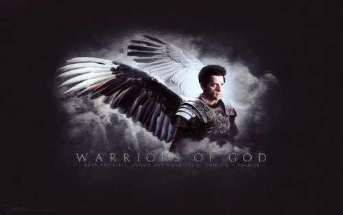 Castiel, warrior of God