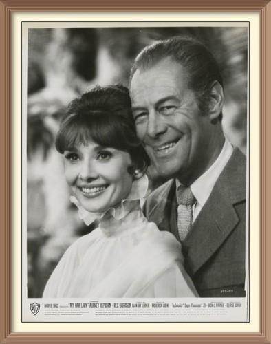 Audrey and Rex