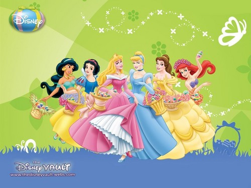 Beautiful Flowers... - disney-princess Wallpaper