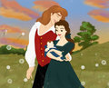 Belle and Adam Family