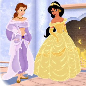 Belle and hasmin