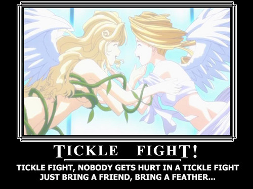 Anime tickling wallpaper with anime called Bleach tickle