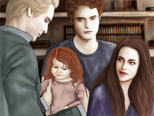 Breaking Dawn Fanart