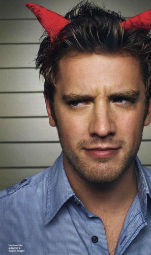 bret harrison movies
