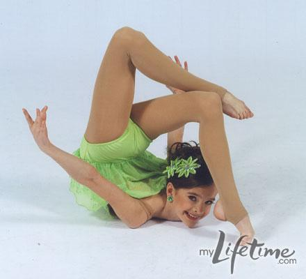 Brooke 'Break Me' dance picture