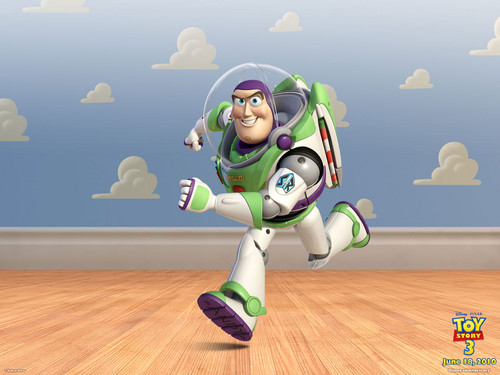 Toy Story 2 壁纸 called Buzz Lightyear