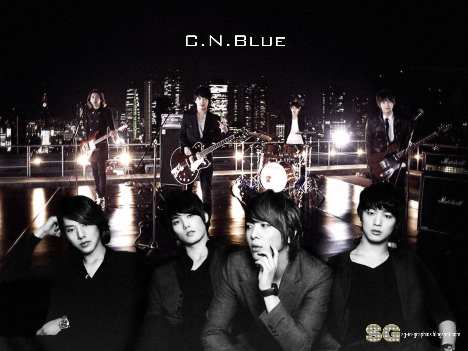 cnblue images cnblue hd wallpaper and background