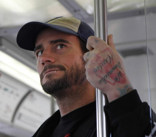 CM Punk - cm-punk Photo
