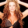 Candice Michelle تصویر containing a bustier, attractiveness, and a portrait entitled Candice Michelle