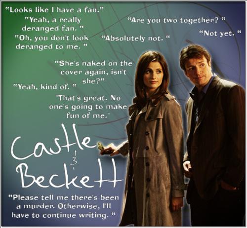 Caskett Love <3