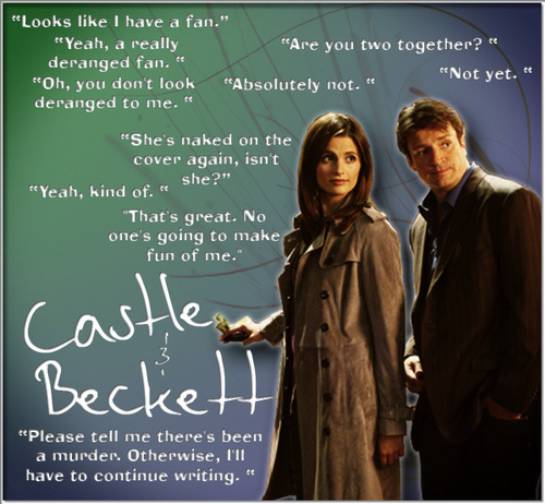 Caskett 爱情 <3