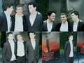 Christopher Mintz-Plasse, Anton Yelchin and Dave Franco.