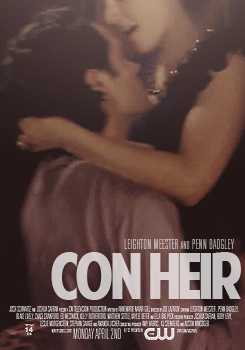 Con Heir Fanmade Poster