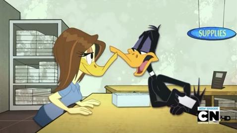 Daffy 鸭