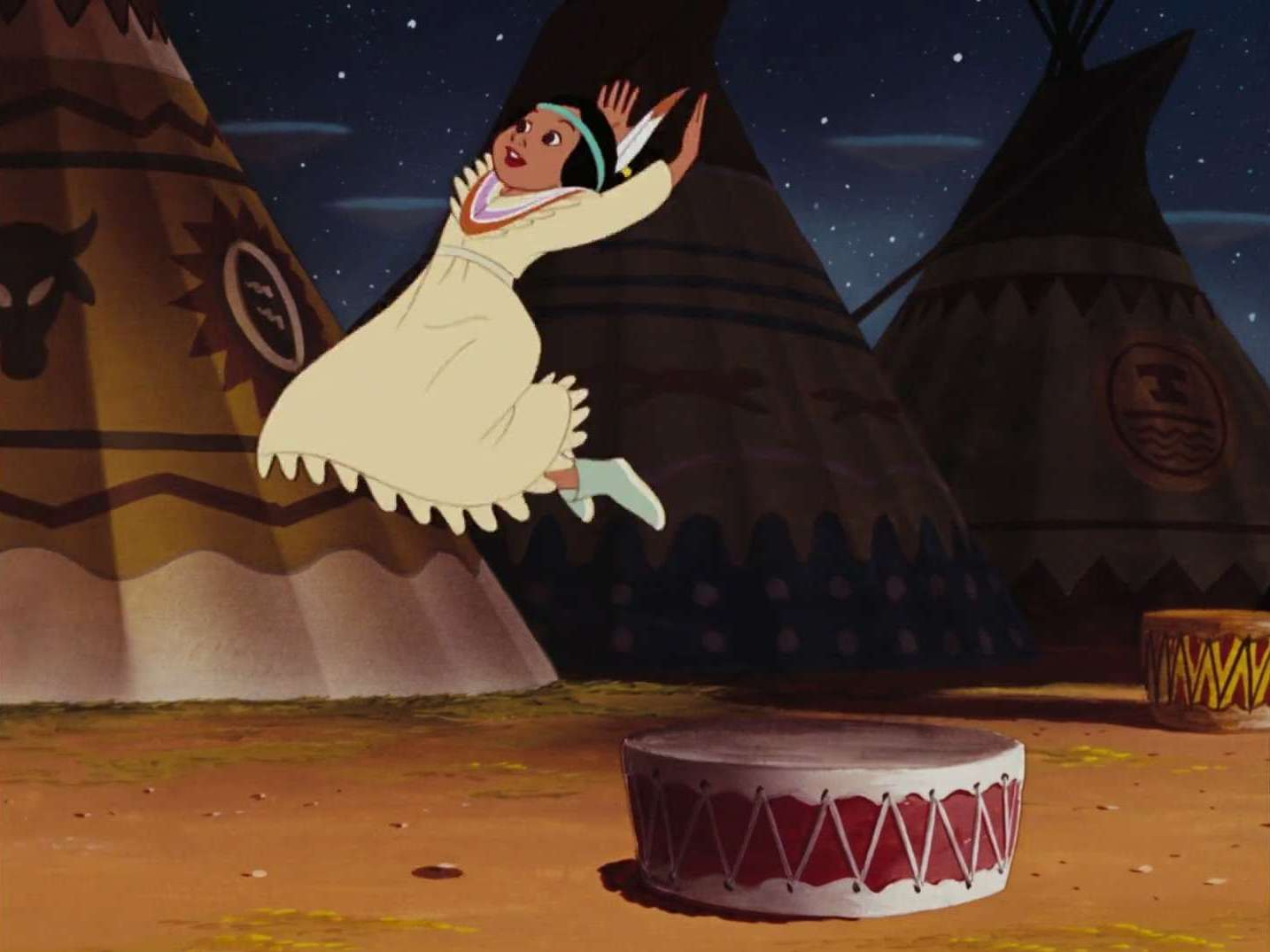 Disney Native Americans Images Dancing Tiger Lily Hd