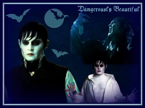 Dark Shadows Fan-art