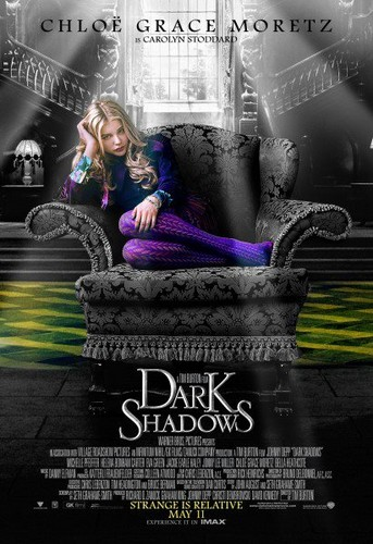 Dark Shadows Posters