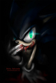 Dark Sonic - sonic-shadow-and-silver photo