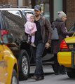 David Blaine with his Wife and Daughter - david-blaine photo
