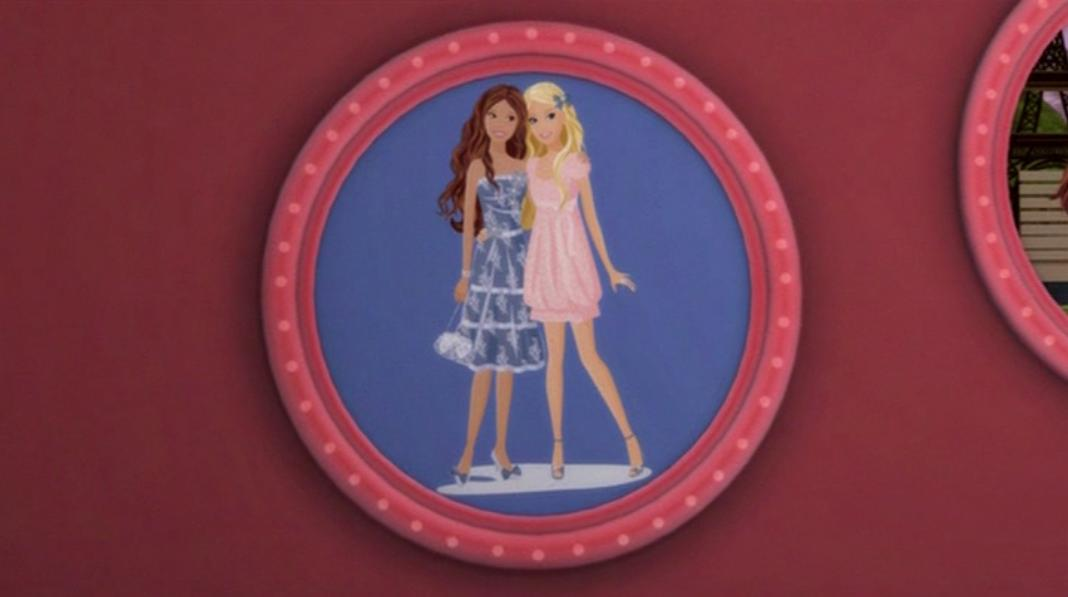 Barbie and the diamond castle diamond castle