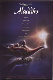 Дисней Posters-Aladdin (1992)