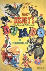 disney Posters-Dumbo (1941)