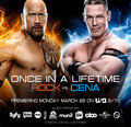 "Dwayne ""The Rock"" Johnson and John Cena - dwayne-the-rock-johnson photo"