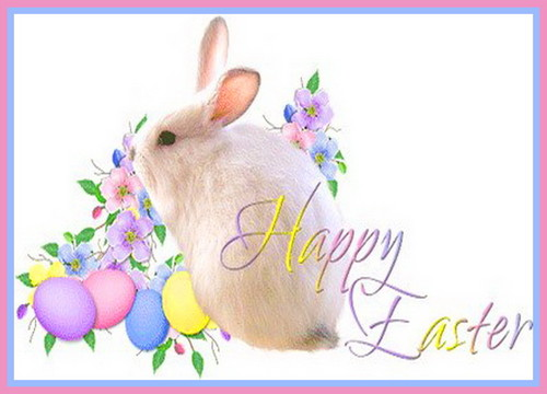 Happy Easter All My Fans wallpaper entitled Easter