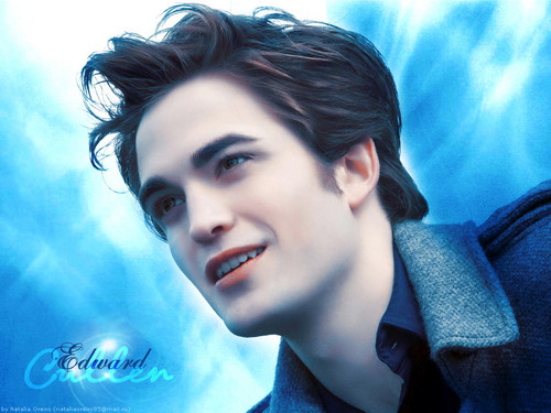 Edward Cullen wallpaper with a portrait titled Edward