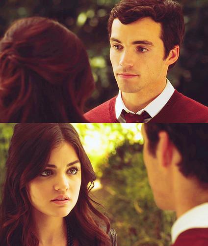 Ezra and Aria <3
