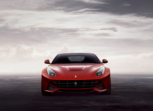 FERRARI F12BERLINETTA - ferrari Photo